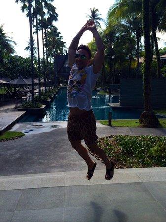 Twinpalms Phuket : La piscina...