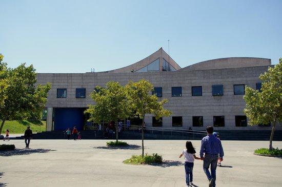 Museo Interactivo Mirador: Fachada principal