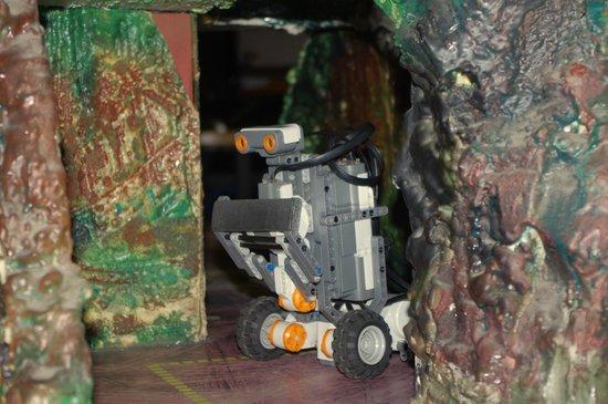 Museo Interactivo Mirador: Taller de robótica