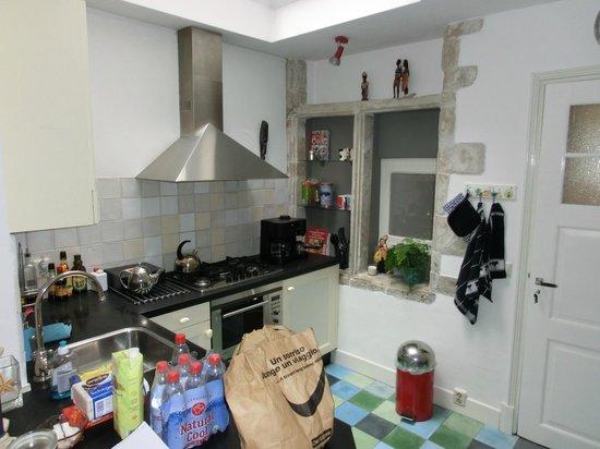 Wherels: cucina