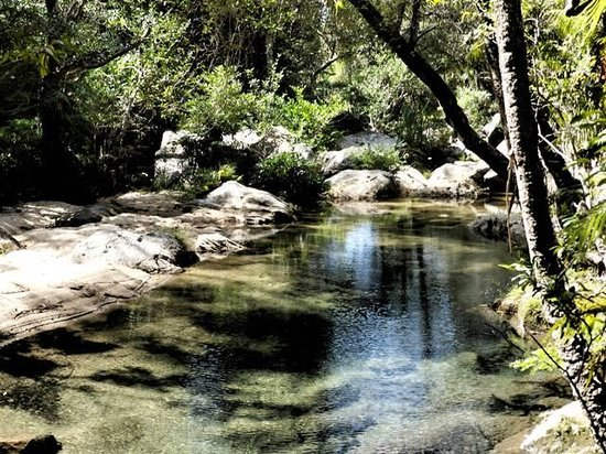 Hotel Isalo Ranch : The beautiful Maki Canyon