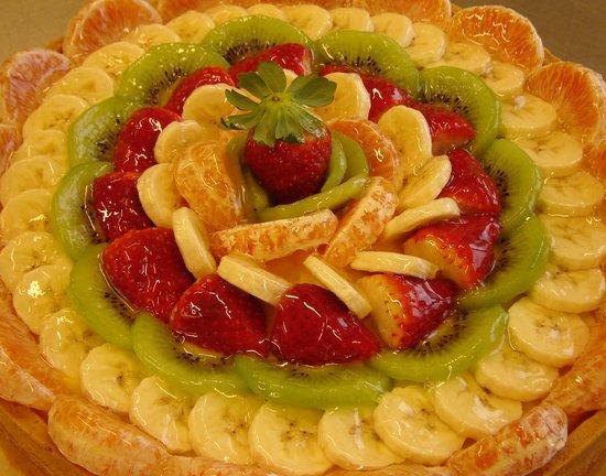Pasticceria Manicaretti et Cetera : Una crostata di frutta è sempre gradevole