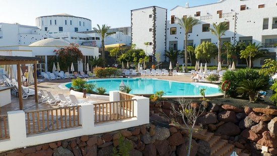 Gran Castillo Tagoro Family & Fun Playa Blanca: View from Room