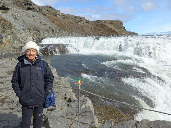 Gullfoss: Maior cachoeira da Europa