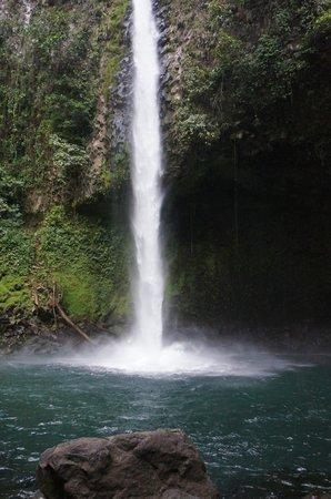 Hotel El Silencio del Campo : La Fortuna Waterfalls