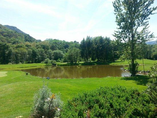 Restaurante Campo Municipal de Golf Las Caldas: Exteriores 2