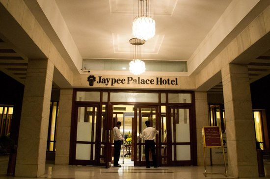 Jaypee Palace Hotel & Convention Centre Agra : Front