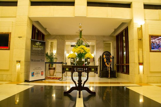 Jaypee Palace Hotel & Convention Centre Agra : Inside