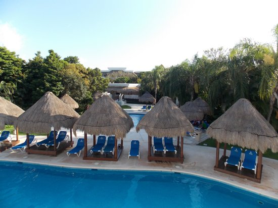 Grand Riviera Princess All Suites Resort & Spa: Pool