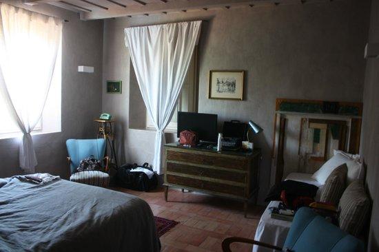Tuttaterra B&B: Camera da letto