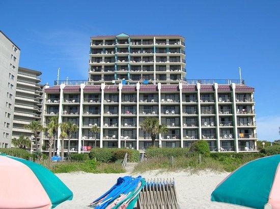 Grand Shores Resort Myrtle Beach Reviews