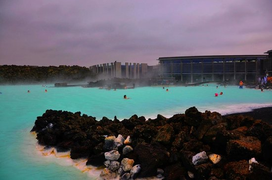 Blue Lagoon: Amazing blue waters