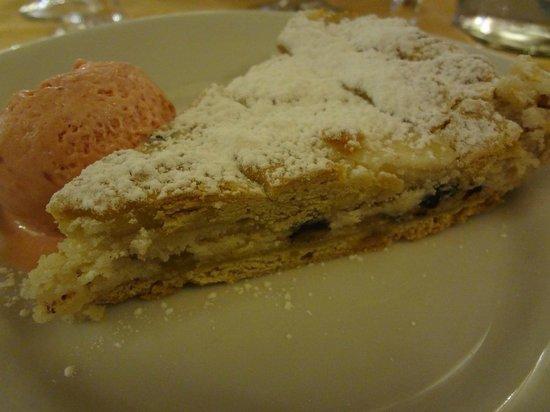Ristorante Al 34 : Gâteau à la ricotta