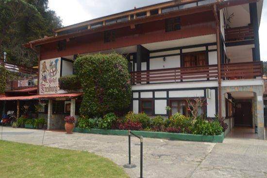 Tour Of Venezuela Review Hotel Freiburg La Colonia Tovar Tripadvisor