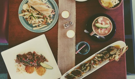 Mikuna Kitchen: A look at some of our menu items