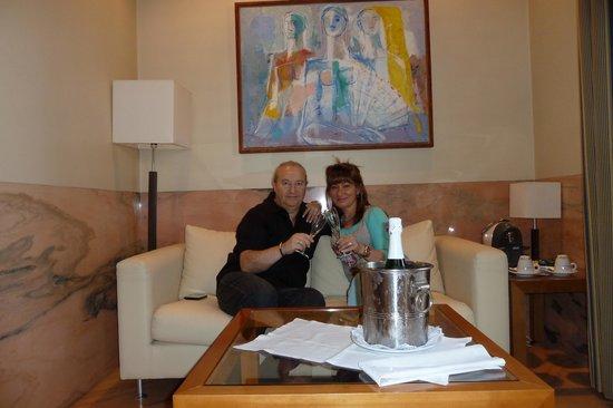 Tryp Hotel Rincon de Pepe: en la habitacion