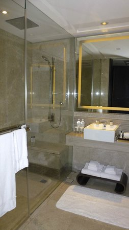 Singapore Marriott Tang Plaza Hotel: Sink