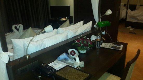 Prat Rajapruek Boutique & Spa Resort : Another view of master room