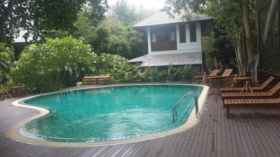 Prat Rajapruek Boutique & Spa Resort : Swimming pool