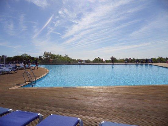 Vilanova Park: piscine