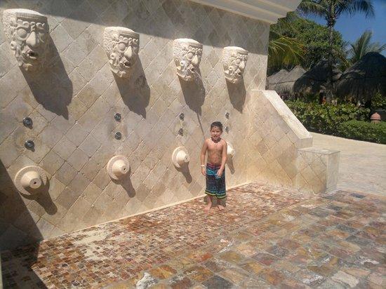 Iberostar Tucan Hotel : duchas