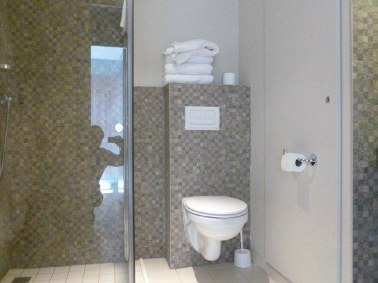B'O Cottage: salle d'eau