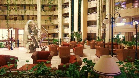 Blau Varadero Hotel Cuba: Beautifu lobby