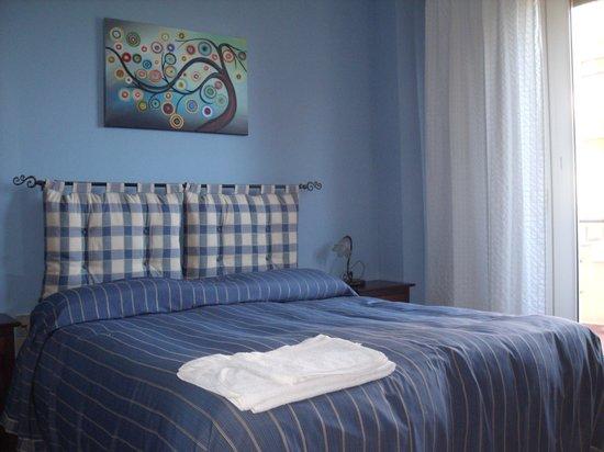 B&B Kemonia: La stanza blu