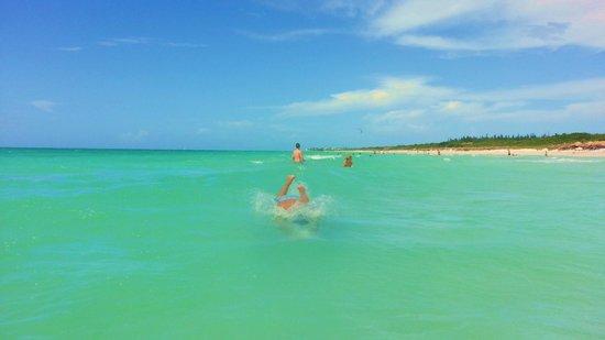 Blau Varadero Hotel Cuba: varadero beach... miss the ocean