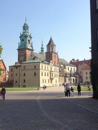 Campanile Krakow: Castle