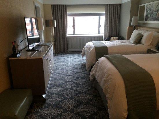 Loews Regency New York Hotel: Luxury double