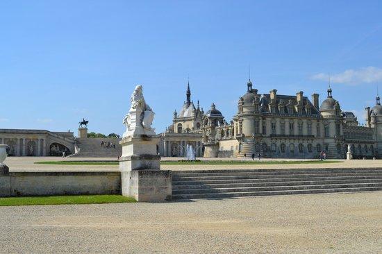 Chateau picture of auberge du jeu de paume chantilly tripadvisor - Auberge du jeu de paume chantilly ...