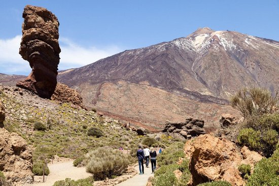 One Day In Tenerife: Teide