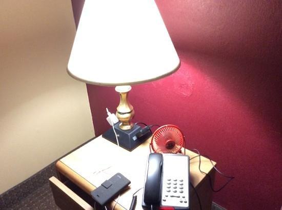 Quality Inn Fredericksburg, Central Park Area: room 280