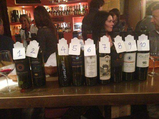 E Lucevan le Stelle: The Blind-Tasting Contenders