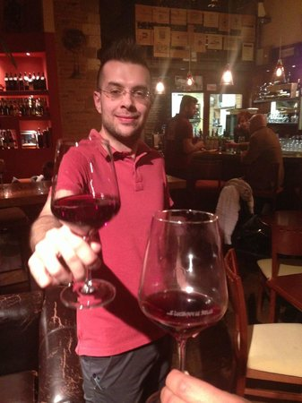 E Lucevan le Stelle: My First Glass of Wine in Italy