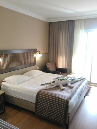 Dinler Hotels - Alanya: Nice and clean bed Romm