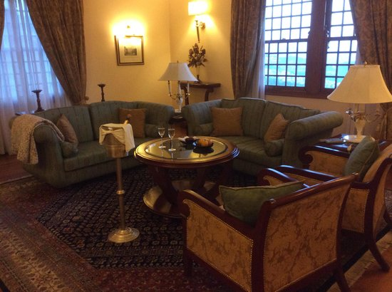 The Oberoi Cecil, Shimla: Luxury Suite