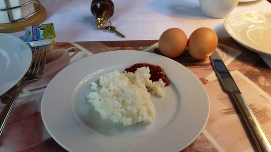 Hotel Agricola: Sniadanie mistrzow...