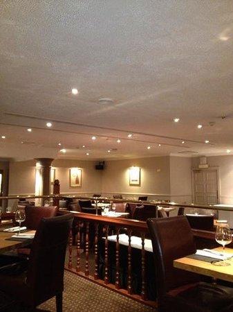Copthorne Hotel Aberdeen: restaurant