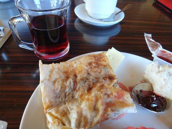 Dedeli Konak Cave Hotel: Breakfast