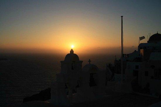 Sunset in Oia: Oia Sunset