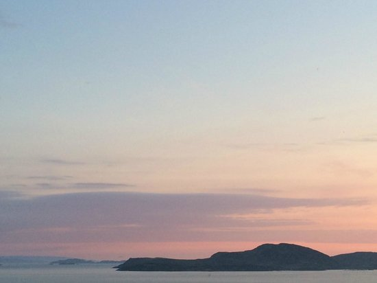 The Summer Isles Hotel and Restaurant : Sunset View