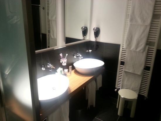 Hotel Sagittario : La stanza da bagno
