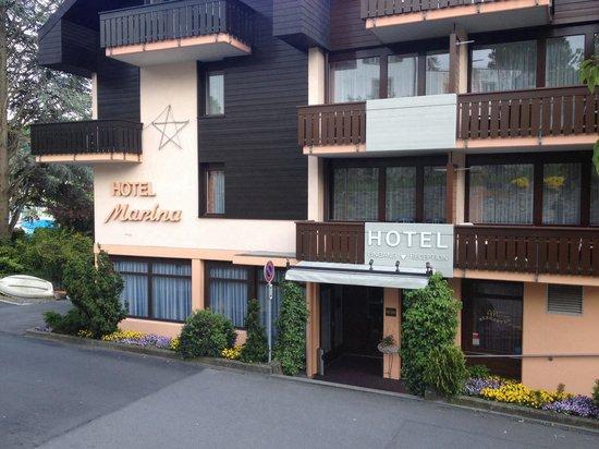 Seegarten Hotel Marina: Marina