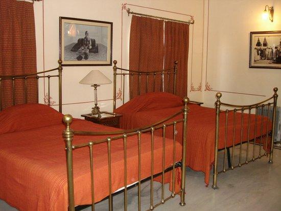 Castle Mandawa Hotel : Room at Castle Mandawa