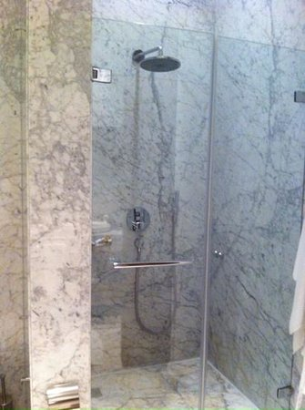 Tomtom Suites : shower