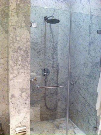 Tomtom Suites: shower