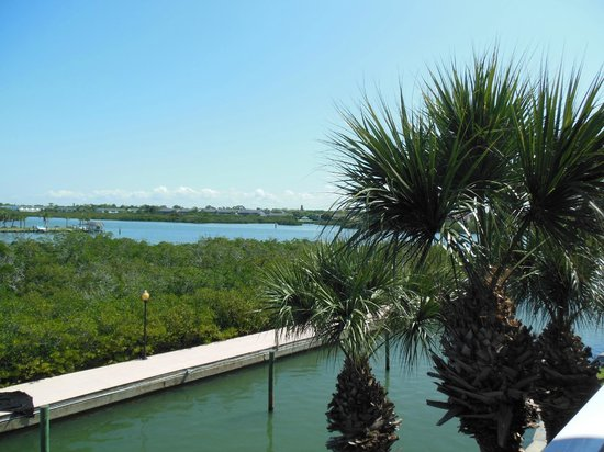 Legacy Vacation Resorts-Indian Shores: View from Room