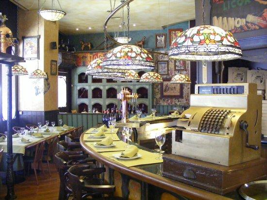 Restaurante la botigueta en barcelona con cocina - La botigueta barcelona ...